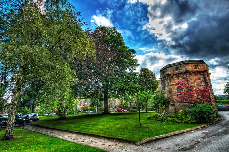 Durham Cathedral's Garden