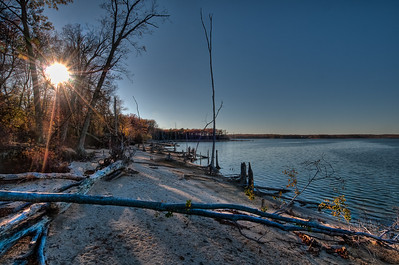 Manasquan Reservoir Nov 2010