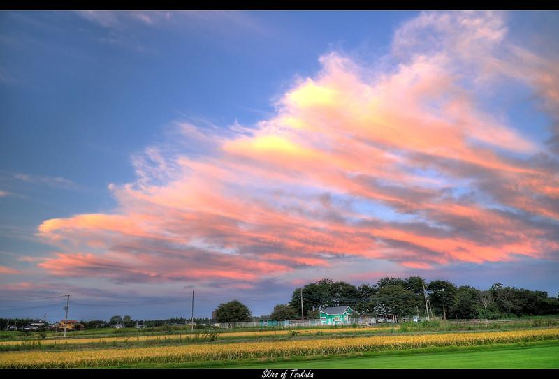 Skies of Tsukuba