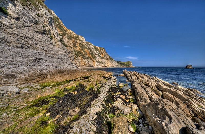 St. Oswald's Bay, Jurassic Coast, Dorset