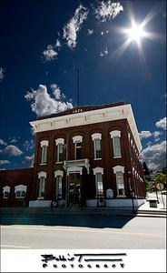 Court House - Eureka, NV