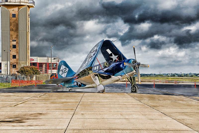 Curtis SB2C Helldiver