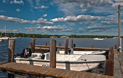 Beachwood View of the Toms RIver Aug 2011