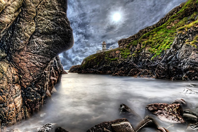 Irelnad Fanad Lighthouse long exposure