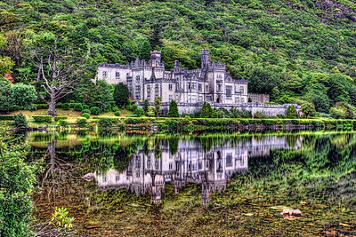 Ireland Kylemore Abbey