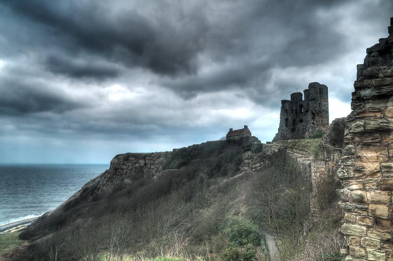Scarbrough Castle.UK