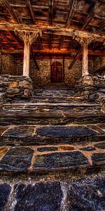 Andorra Sant Joan de Caselles Front Door