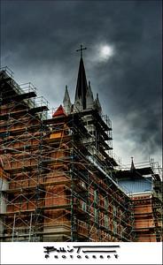 Catholic church - Virginia City, NV