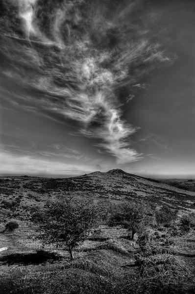 Volcano! Dartmoor, Devon