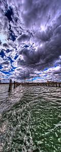 Melbourne St.Kilda Sailing Boat