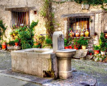 St. Paul de Vence, France.
