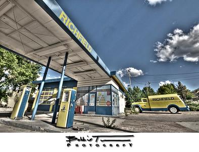 Old Gas Station - Ely, NV
