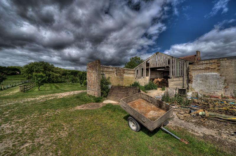 East Creech Farm, Dorset