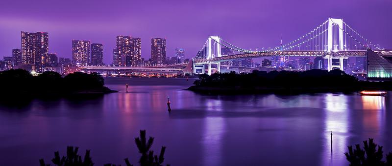The Rainbow Bridge (レインボーブリッジ)