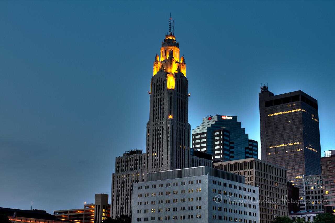 LeVeque Tower, Columbus, OH