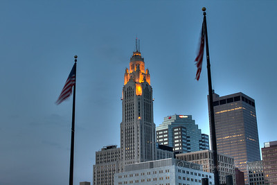 LeVeque Tower, Columbus OH