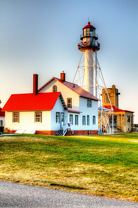 Whitefish Point Lighthouse, Michigan