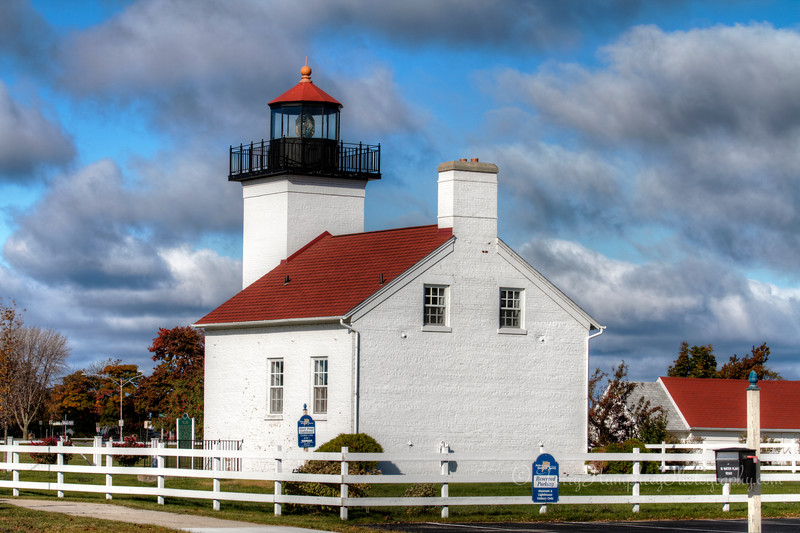 Sand Point Light House