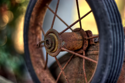 Retired Wheel