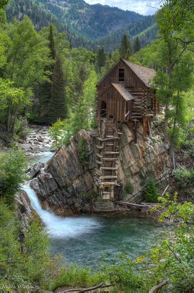 More of the Crystal Mill.