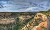 Beautiful Fewkes Canyon, near Cliff Palace.
