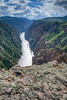 The extreme steepness and depth of the Black Canyon formed primarily from the speed of the Gunnison River.  The river drops an average of 34ft per mile. The Colorado River in the Grand Canyon only drops 7.5ft per mile.