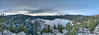 Ahh…. My big panorama of Gross Reservoir. It's too bad the sunset was not good. I spent a bit of time freezing waiting for it.