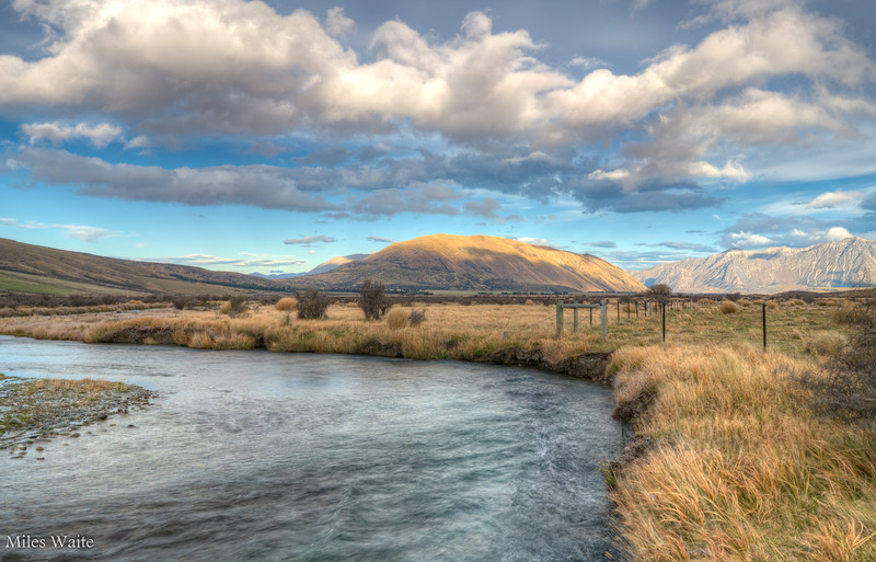 My time at this Middle Earth location is coming to a close. Just passed one of the bridges to Mt. Sunday. The Rangitata River