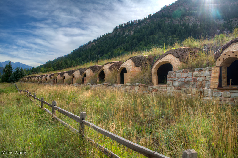 "Redstone Beehive Coke Ovens. Coke ovens are used to Carbonize or ""coke"" coal. It drives off impurities."
