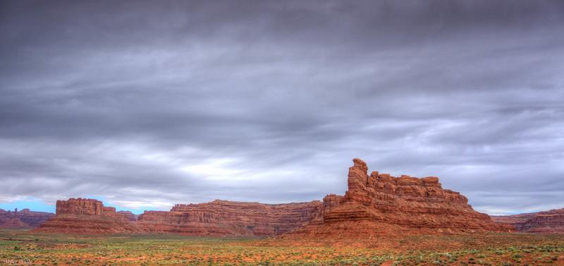 Valley of the Gods, Utah.
