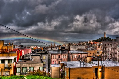 Another Rainbow HDR