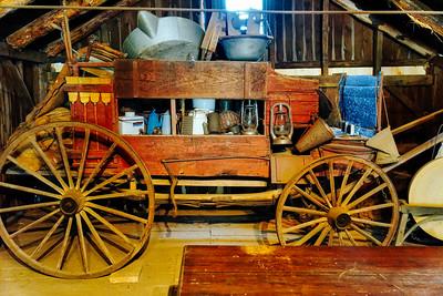 Simsbury Historical Society HDR Variations