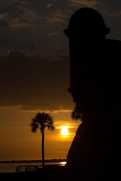 castillo de San Marcos  +2ev
