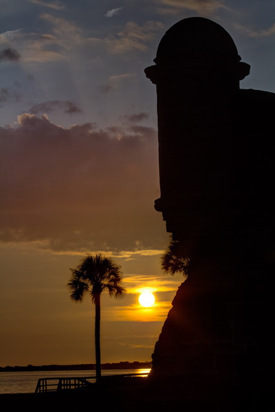 Castillo de San Marcos HDR + touch-up