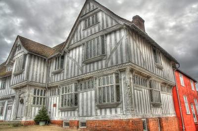 Guildhall, Lavenham