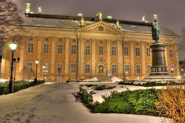 Riddarhuset - Stockholm, Sweden