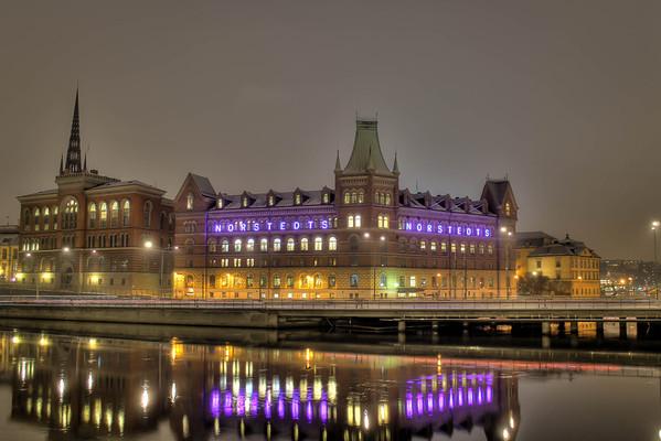 Norstedts Building - Stockholm, Sweden
