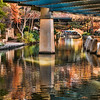 Early Morning On The Riverwalk