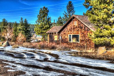 Cottonwood: Wood Shingle Cabin