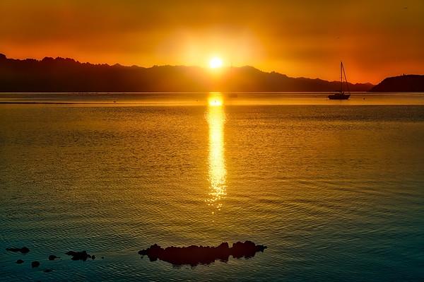 Baja Sunrise - Mexico
