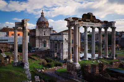 The Roman Forum, Rome
