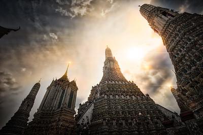 Wat Arun, Bangkok - Thailand