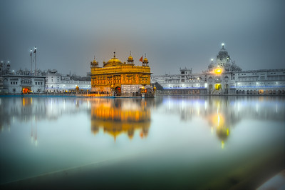 The Golden temple - India
