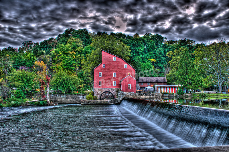 Angry Clinton Mill