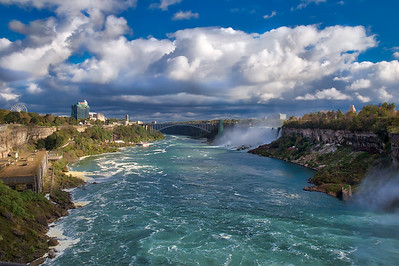 Canadian Niagara Falls HDR