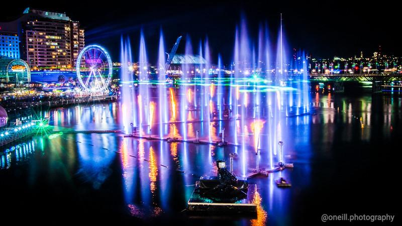Vivid Fountains