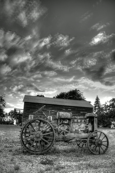 Old Tractor,Oxford,NJ