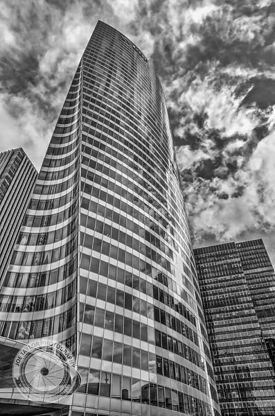 Paris - Silver Tower