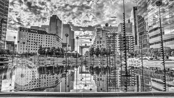Paris - Reflection