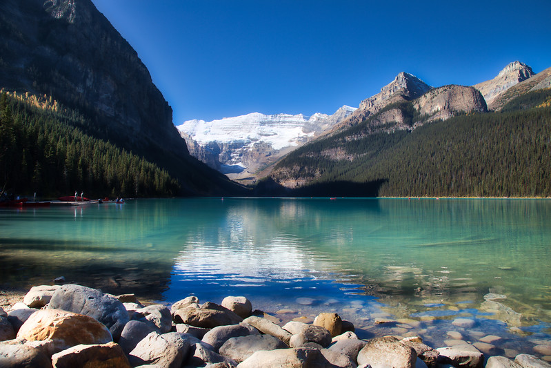 Lake Louise HDR